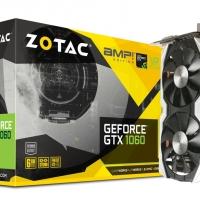 Scheda Video ZOTAC GeForce GTX 1060 AMP! Edition ZT-P10600B-10M