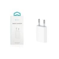 caricatore USB iPhone Devia Bianco
